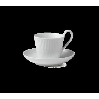 Hvid kop
