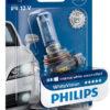 Philips White Vision H8 pære med Xenon effekt & +60% mere lys (1 stk) Philips White Vision +60% mere lys