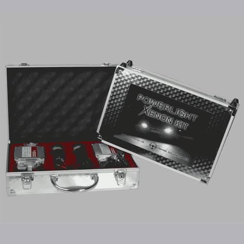 Powerlight Xenon kit H4 (single) Udvendig tilbehør > Pærer > Xenon