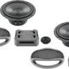 Hertz CK165 Cento 165 mm komponent system Bilstereo