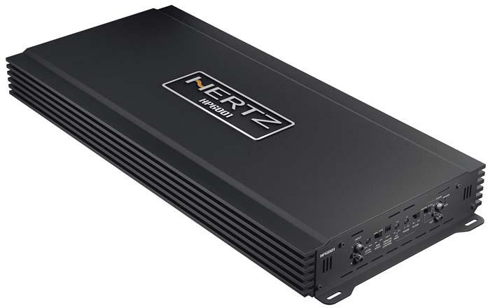 Hertz HP6001 SPL Show forstærker 6000 W Bilstereo