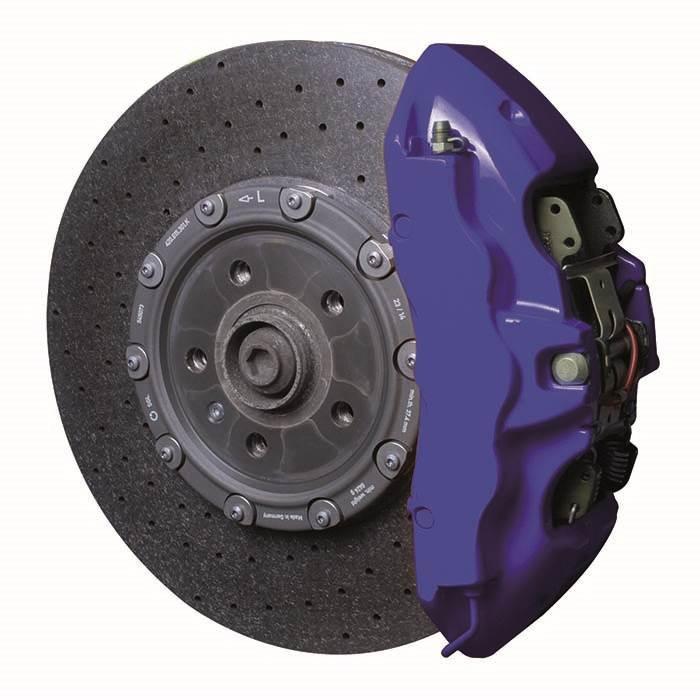 Foliatec Bremsekaliber maling sæt - RS Blå Styling