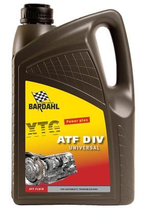 Bardahl Gearolie - ATF DIV Universal Automatgearkasseolie 5 ltr Olie & Kemi > Gearolie