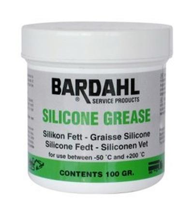 Bardahl Siliconefedt 100 gr. Olie & Kemi > Smøremidler