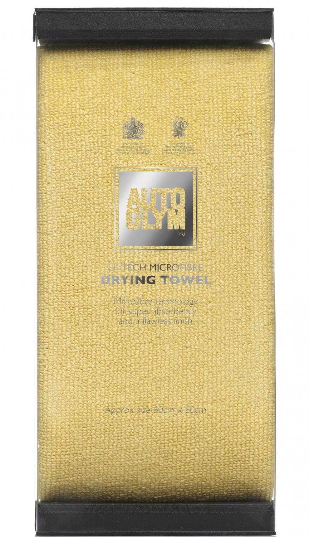 Autoglym Microfiber Håndklæde - Microfibre Drying Towel Bilpleje > Autoglym > Tilbehør