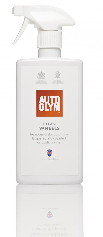 Autoglym FÆLGRENSSYREHOLDIG - Clean Wheels - 500 ml. Bilpleje > Autoglym > Dæk & Fælg pleje