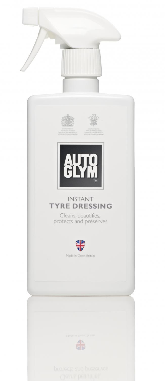 Autoglym GUMMI & DÆKFORNYER - Instant Tyre Dressing - 500 ml. Bilpleje > Autoglym > Dæk & Fælg pleje
