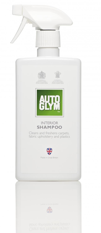 Autoglym RENGØRING - Interior Shampoo - 500 ml. Bilpleje > Autoglym > Indvendig pleje