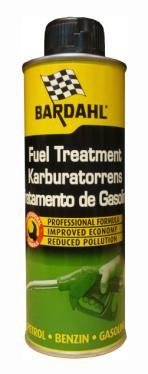 Bardahl Karburatorrens - 300 ml. Olie & Kemi > Additiver