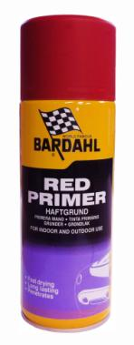 Bardahl Primer (Grundmaling) - Rød - 400 ml. Olie & Kemi > Spray