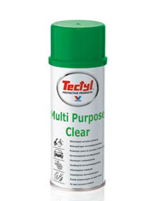 Tectyl multi purpose clear - 400 ml. Olie & Kemi > Smøremidler