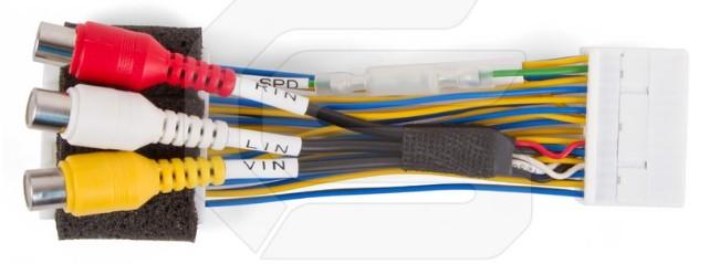 Adapter kabel til Peugeot 108