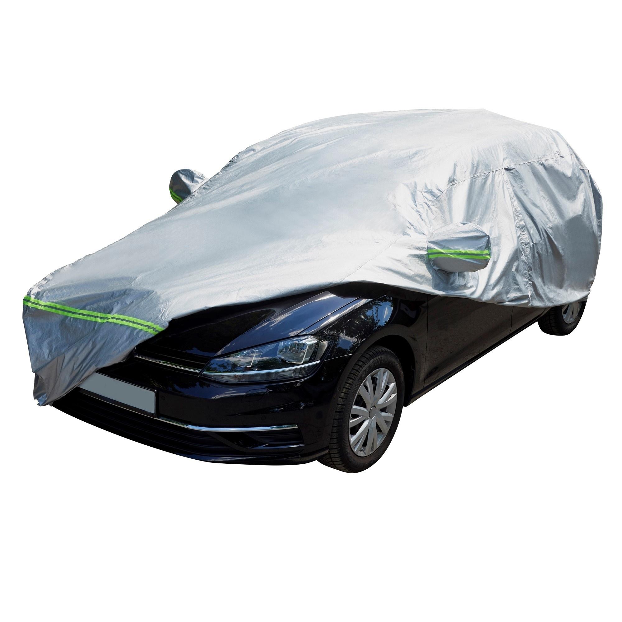 Helgarage til bil Str. S - Mål: L435xB180xH160 cm Udvendig tilbehør