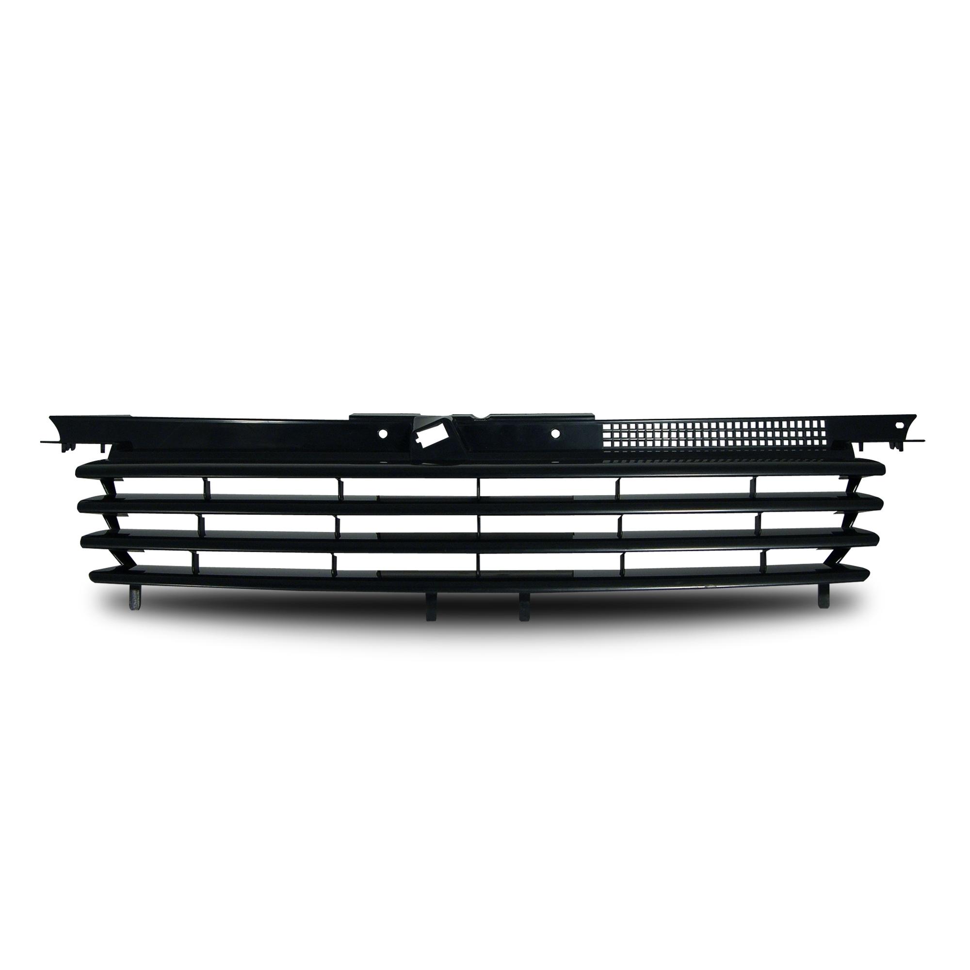 JOM Frontgrill sort til VW Bora - uden logo Styling