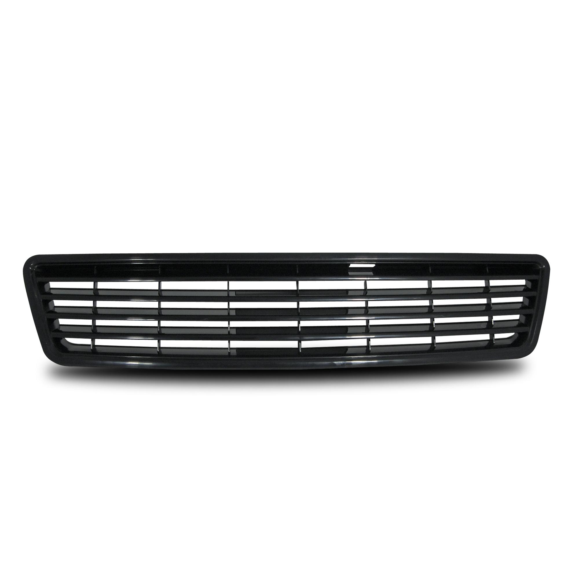 JOM Frontgrill sort til Audi A6 årgang 5.1997-6.2001 - uden logo Styling