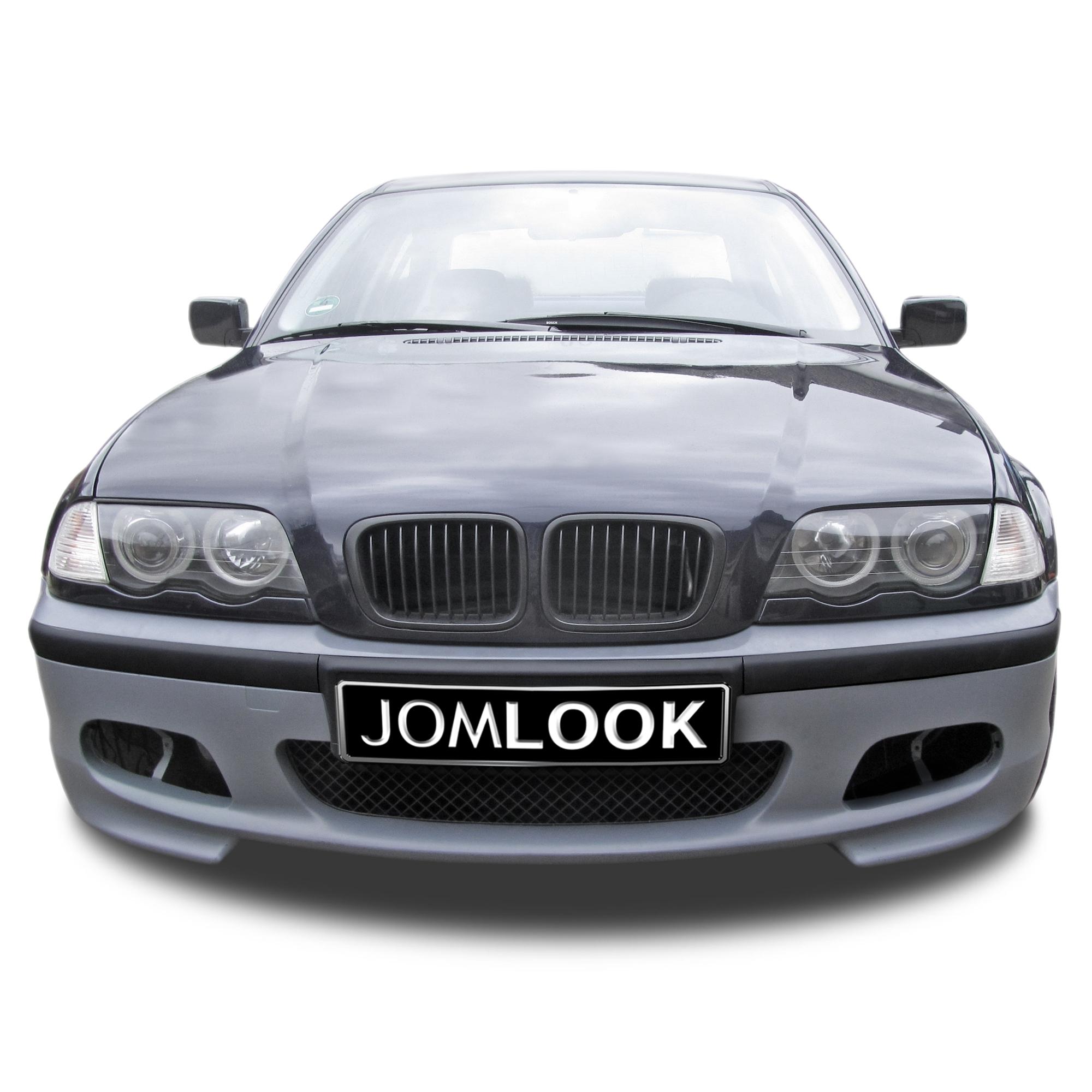 JOM Forkofanger Sports design til BMW 3 serie E46 Limousine og Touring årgang 1998-2005 Styling