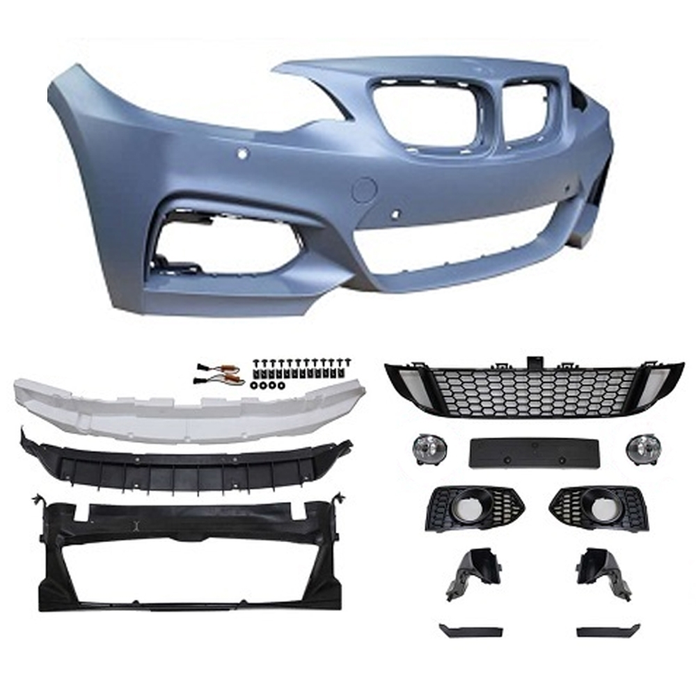 JOM Forkofanger Sports design inkl. tågelygter til BMW 2 serie F22 / F23