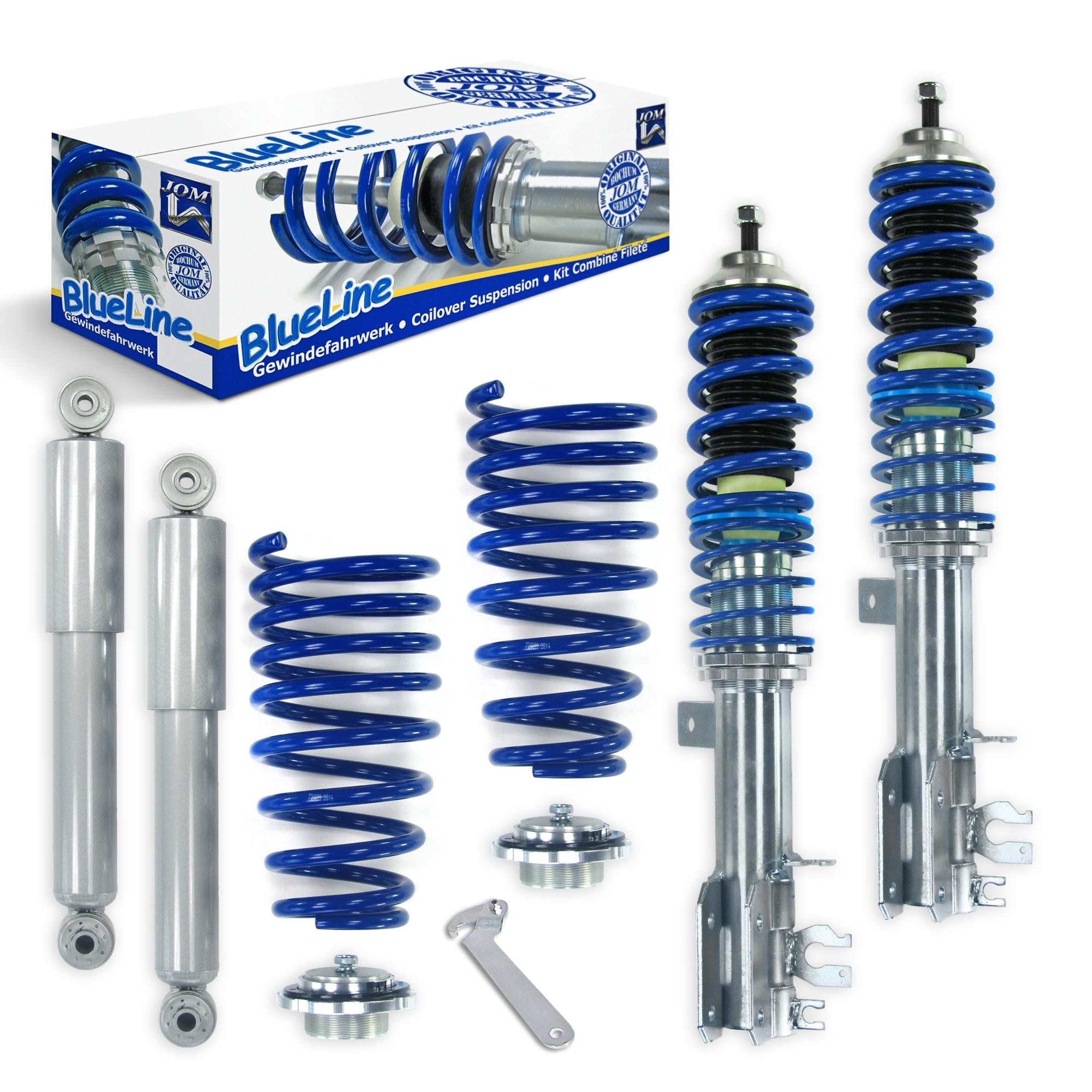 Blue Line - Gevindundervogn til Ford KA Styling > Gevindundervogn