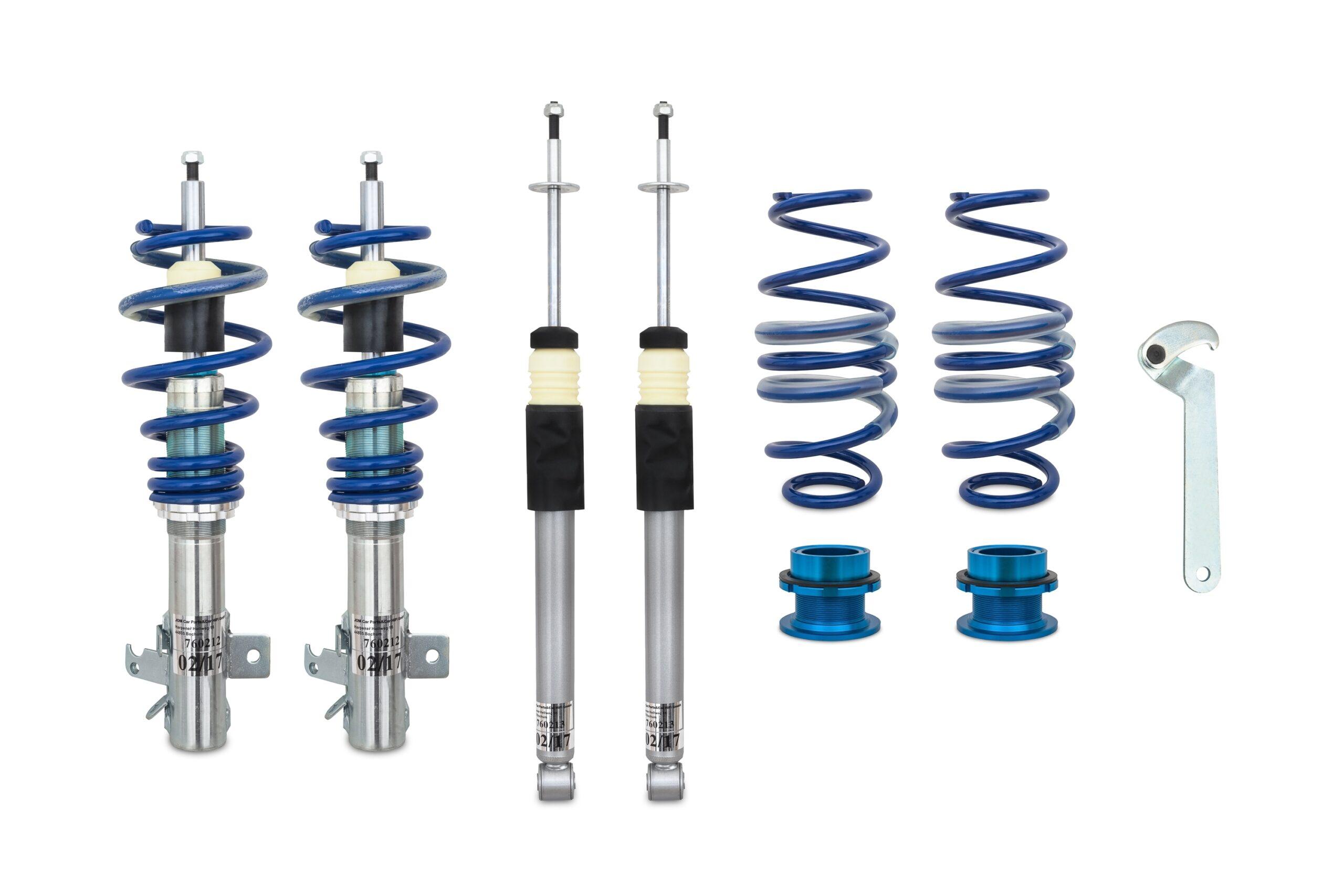Blue Line - Gevindundervogn til Honda Civic - Årgang 2005-2011 Styling > Gevindundervogn