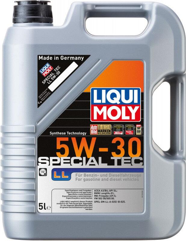 Special Tec LL 5W30 Motorolie fra Liqui Moly