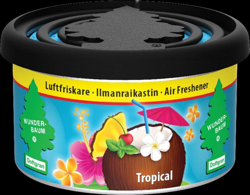 Tropical duftdåse / Fiber Can fra Wunderbaum Wunder-Baum dufte