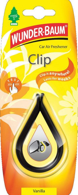 Vanilla dufte clip fra Wunderbaum Wunder-Baum dufte