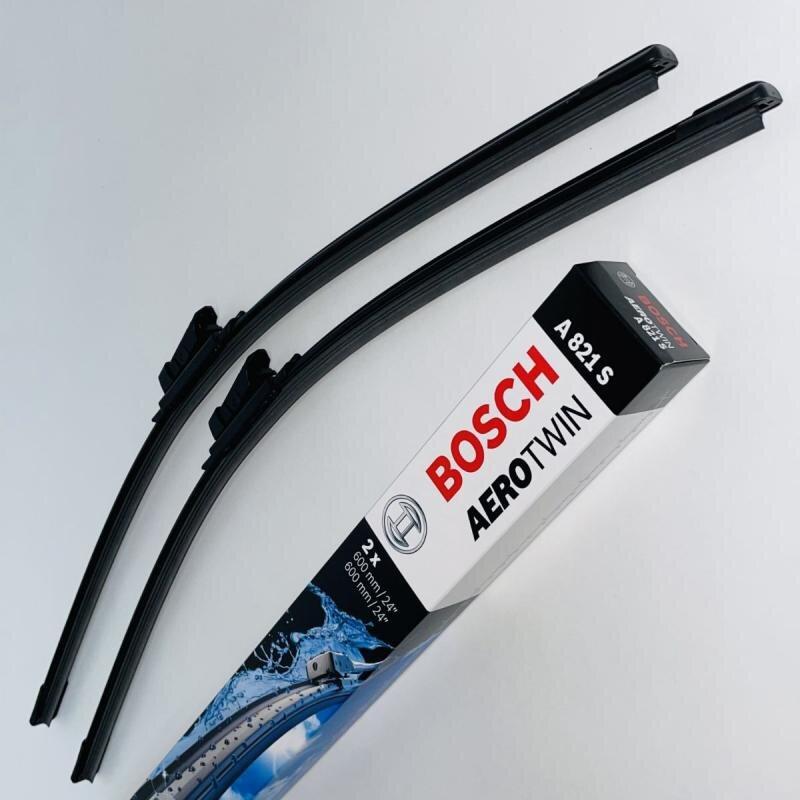 A821S Bosch AeroTwin Vinduesvisker / Viskerblade sæt 2x 60cm lange