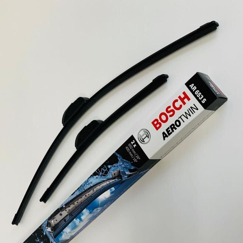 AR653S Bosch Aerotwin Vinduesvisker sæt 65+40cm lange Bosch Vinduesvisker / Viskeblade & Bagrudeviskere