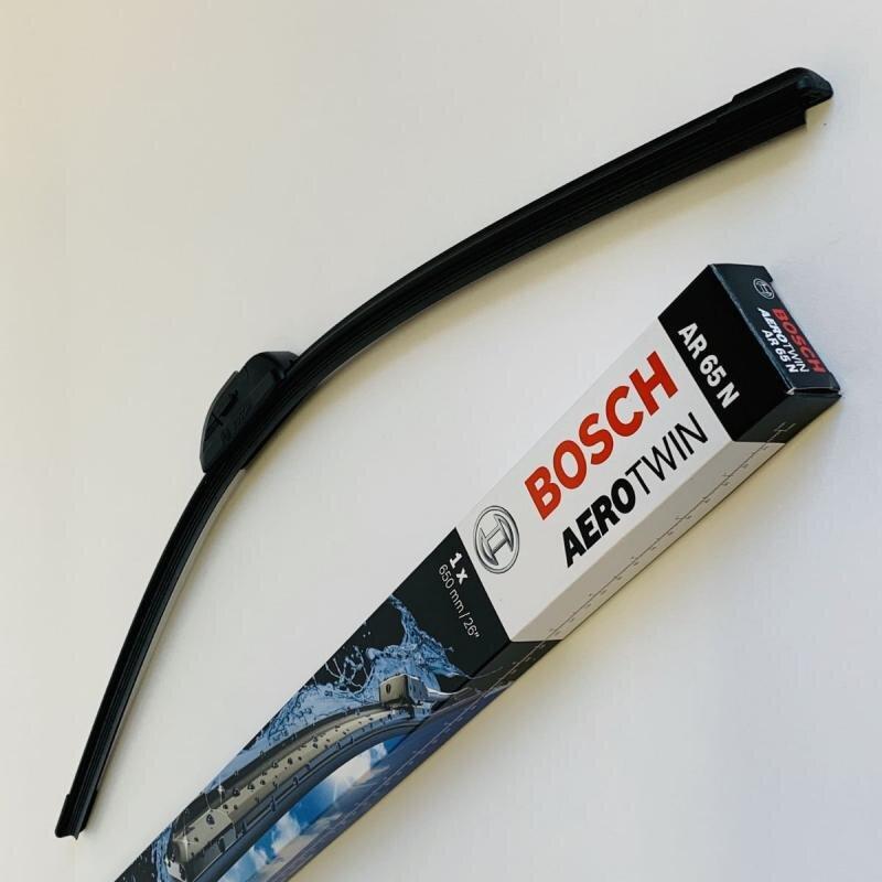 AR65N Bosch Aerotwin Viskerblad / Fladblad 65cm Bosch Vinduesvisker / Viskeblade & Bagrudeviskere