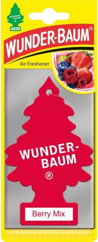 Berry Mix duftegran fra Wunderbaum Wunder-Baum dufte