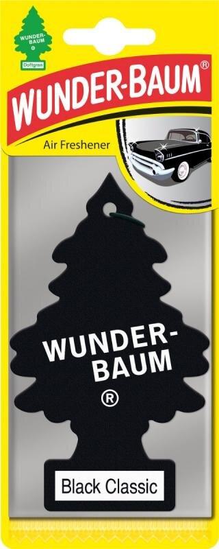 Black Classic duftegran fra Wunderbaum Wunder-Baum dufte