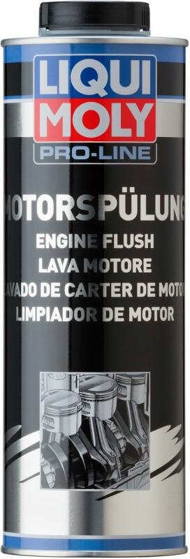 Engine Flush fra Liqui Moly som skyller & renser din motor indvendig