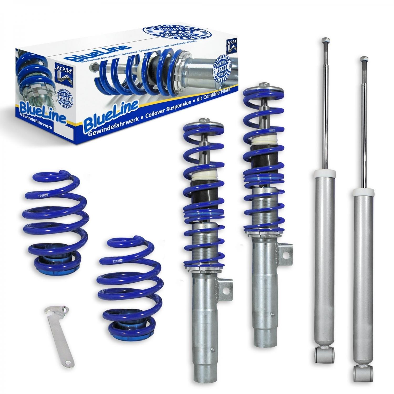 Blue Line - Gevindundervogn til BMW 3 Serie - E46 Styling > Gevindundervogn > BMW > 3 Serie