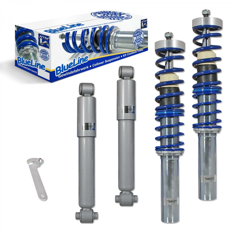 Blue Line - Gevindundervogn til Peugeot 206 Styling > Gevindundervogn > Peugeot > 206