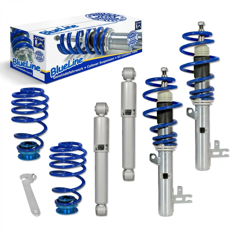 Blue Line - Gevindundervogn til Opel Astra H inkl. Twintop / Caravan Styling > Gevindundervogn > Opel > Astra
