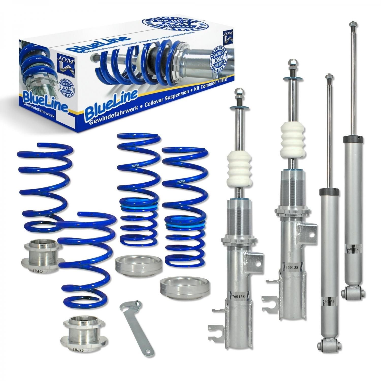 Blue Line - Gevindundervogn til Opel Corsa D Styling > Gevindundervogn > Opel > Corsa