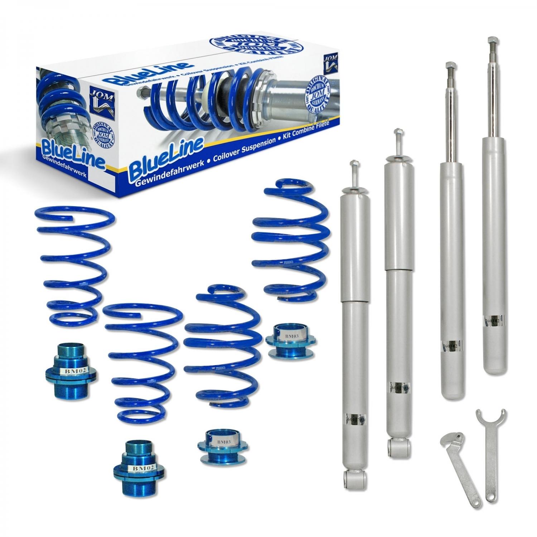 Blue Line - Gevindundervogn til BMW 3 Serie - E30 Touring Styling > Gevindundervogn > BMW > 3 Serie