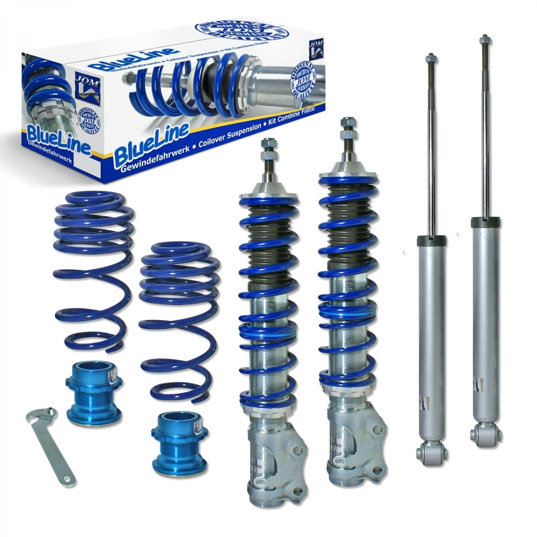Blue Line - Gevindundervogn til Seat Arosa (6H) Styling > Gevindundervogn > Seat > Arosa