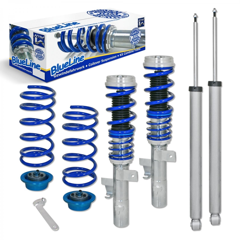 Blue Line - Gevindundervogn til Mazda 3 Styling > Gevindundervogn > Mazda > Mazda 3