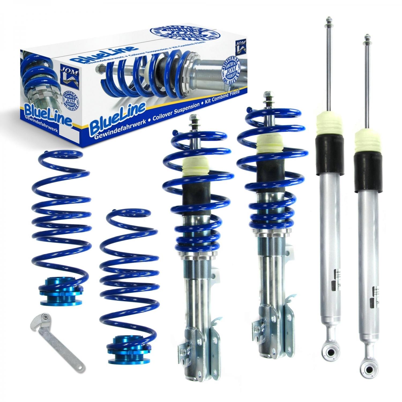 Blue Line - Gevindundervogn til Ford Focus 1 Styling > Gevindundervogn > Ford > Focus