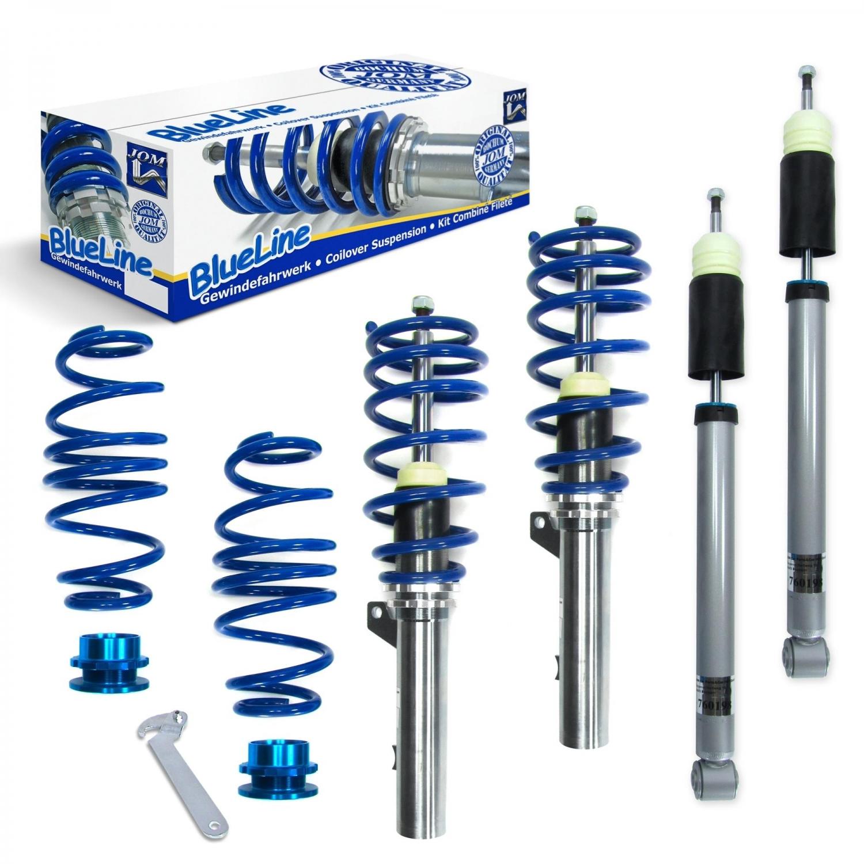 Blue Line - Gevindundervogn til Audi A3 - Årgang 2012- Styling > Gevindundervogn > Audi > A3