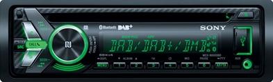 SONY Autoradio MEXN6001CAL med DAB