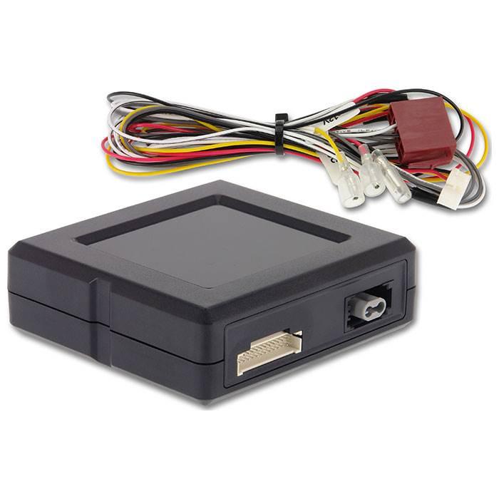 Alpine APFH100DY Interface til Golf VII og Skoda Octavia Bilstereo > Ratstyring