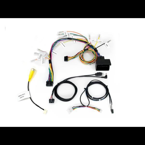 Alpine APFV100VW CAN til video (Klima styring) for VW