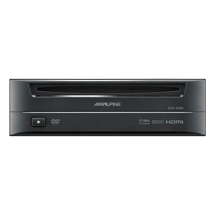Alpine DVE5300G CD/DVD afspiller til X901DG7 Golf 7 Bilstereo