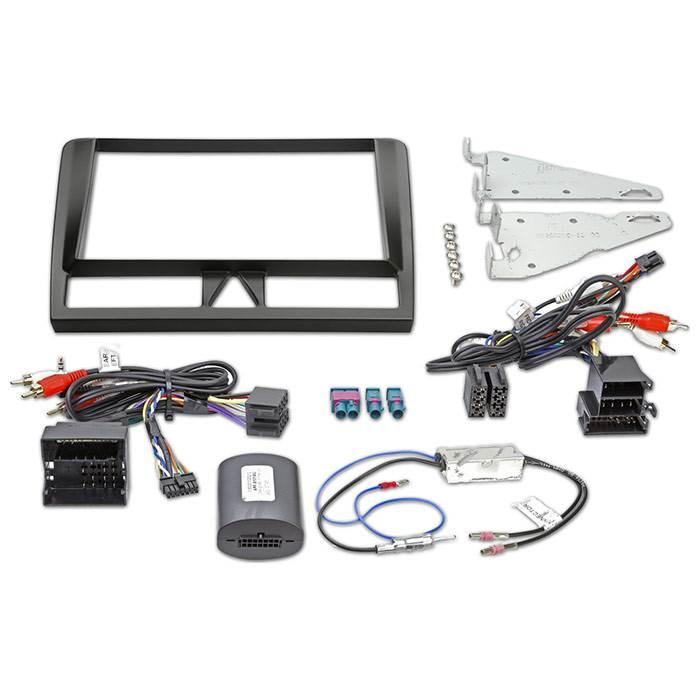 """Alpine KIT8A3 2-DIN 8"""" Kit f. Audi A3 uden display Bilstereo > Monteringssæt"""