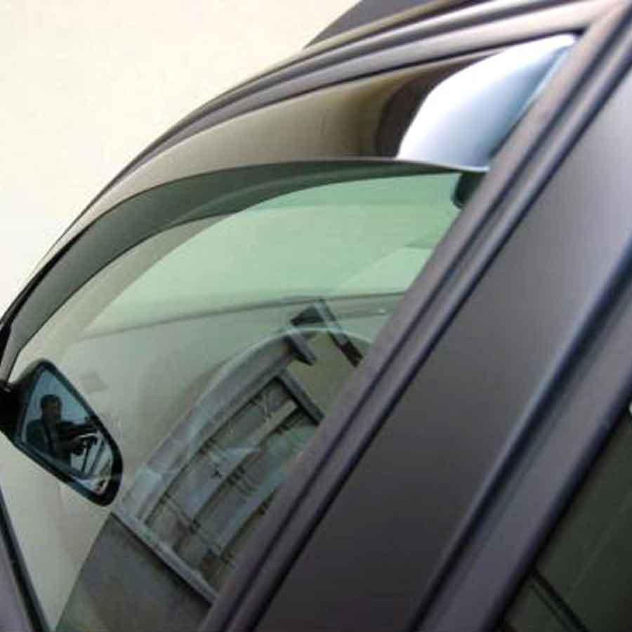 Vindafvisere til Dacia Sandero / Stepway 2013> Bil & Trailer // Vindafvisere