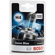 BOSCH Xenon blue H4 Udvendig tilbehør > Pærer > BOSCH