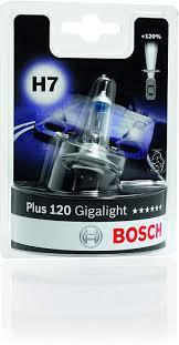 BOSCH giga light pære 120 H7 Udvendig tilbehør > Pærer > BOSCH