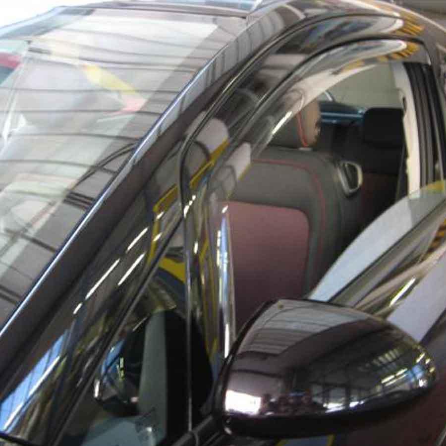 Vindafvisere til Opel Zafira 98>05 4/5 d. Bil & Trailer // Vindafvisere